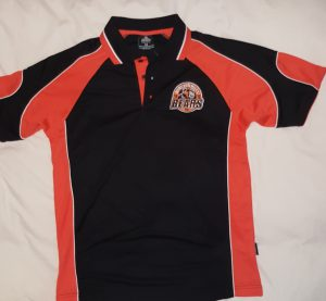 CLUB POLO SHIRT – $35.00